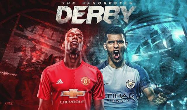 Man United vs Man City, Step Blue Sky Photocopy Liverpool Records