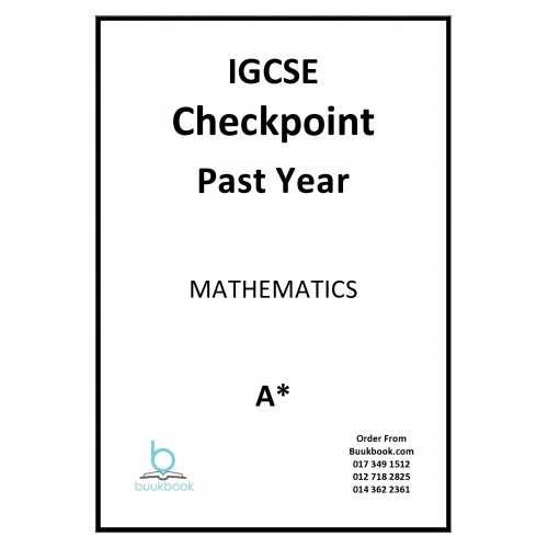 KS3 Checkpoint Past Year: Mathematics, English, Science