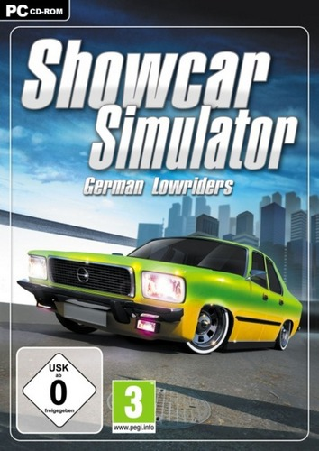 Showcar Simulator: German Lowriders torrent download for PC ON Gaming X