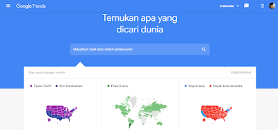Contoh google trends