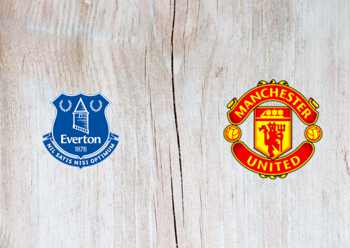 Everton vs Manchester United Full Match & Highlights 1 March 2020