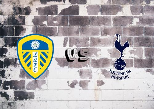 Leeds United vs Tottenham Hotspur  Resumen y Partido Completo