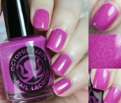 Octopus Party Nail Lacquer #twinning