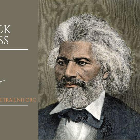 #NH Communities Read Frederick Douglass @BlackHeritageNH