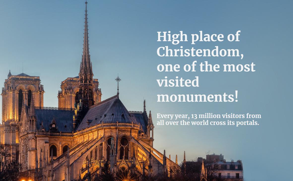 c5c0a2677 Devo dizer que nunca entrei na catedral de Notre-Dame. Não tenho ideia das  vezes que já visitei Paris mas sei que foram algumas e
