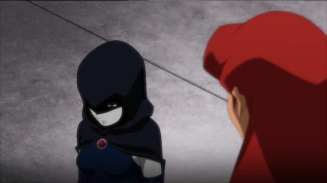 Justice League Vs Teen Titans 720P