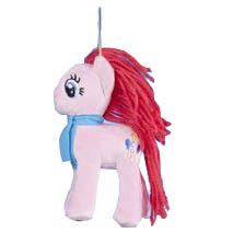 MLP Kurt Adler Plush Ponies