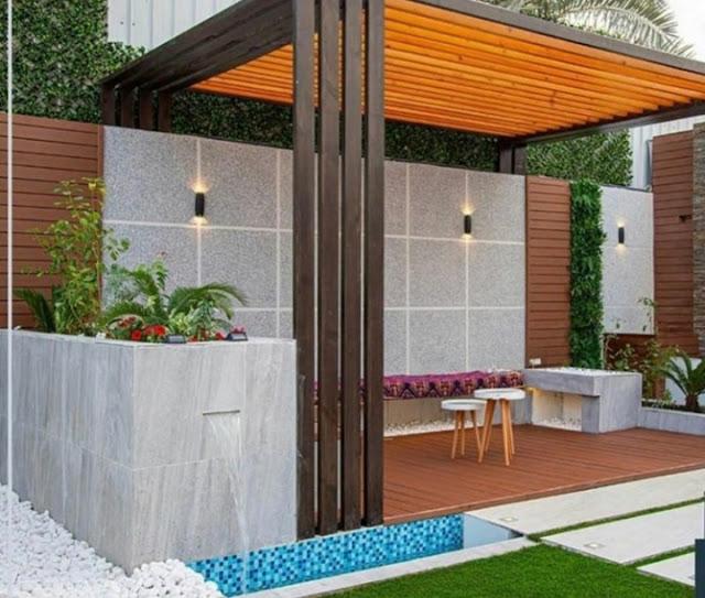 تنسيق الحدائق الحديثة بالدمام