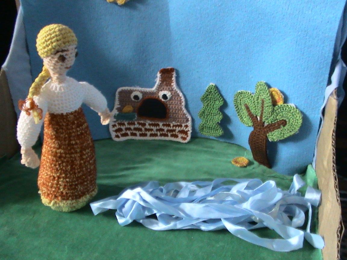 Сказка гуси лебеди своими руками фото 766