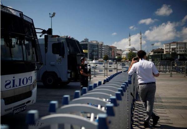 Turkey has accused 4 human rights activists of terrorism