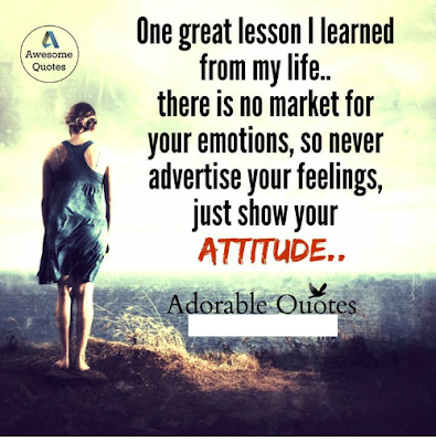 Amazing Life Lesson Quotes