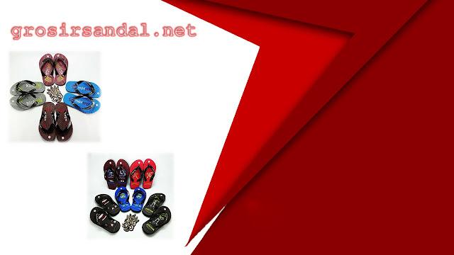 sandal anak cowo | sandal motif | size 26-30