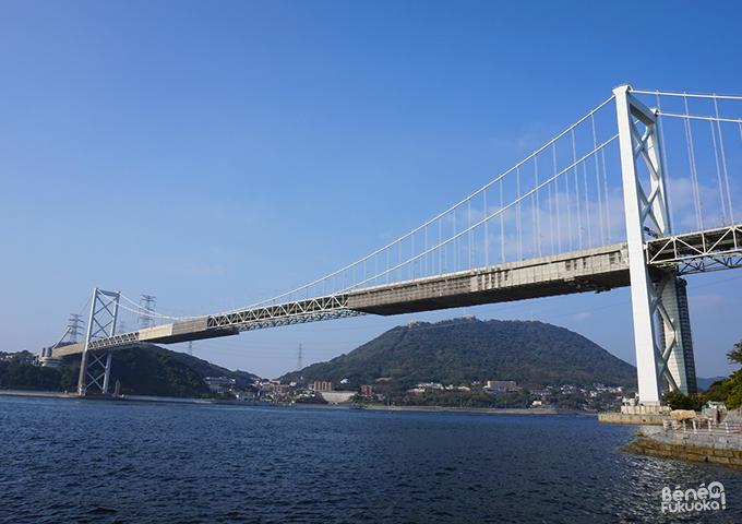 Pont Kanmonkyo, Mojiko Retro,  Kita-Kyushu, Fukuoka