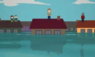 South Park Episodio 09x08 Dos días antes de pasado mañana