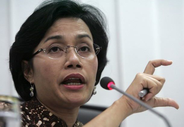 Category:Sri Mulyani Indrawati