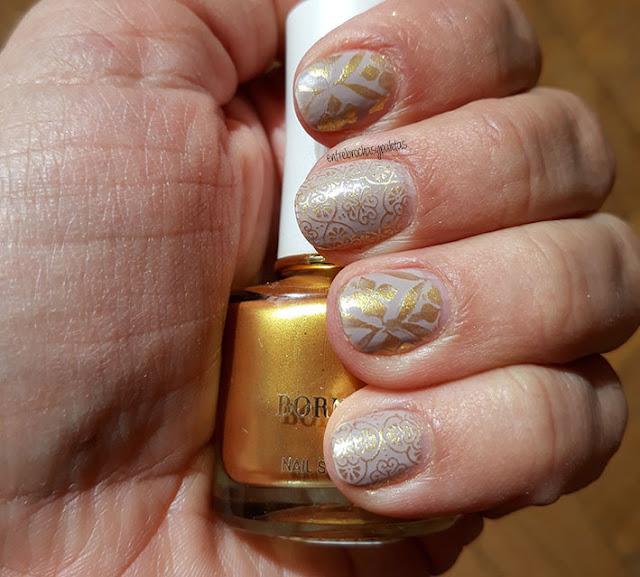 nail stamping arab passion born pretty