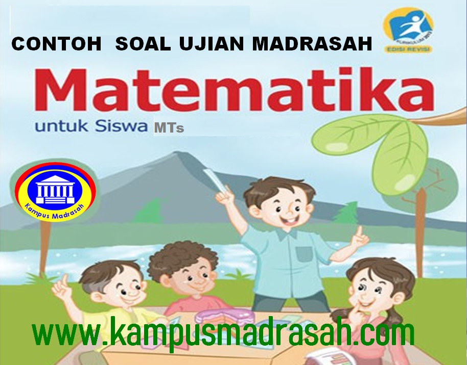 Soal Ujian Madrasah MTK