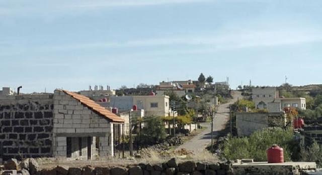 بالصورقرية المنيذرة بالسويداء من أقدم القرى المسكونة في جبل العرب