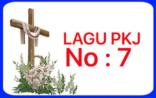 Lagu PKJ 7 Bersyukurlah Pada Tuhan