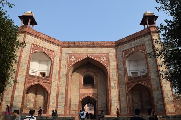 tempat tempat wisata di Delhi
