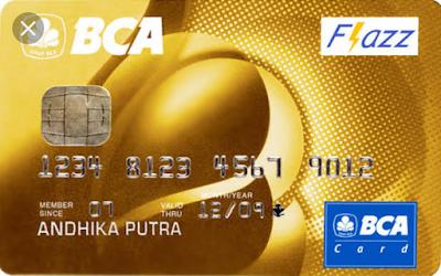 Cara Menarik Uang Pakai Kartu Kredit BCA di Mesin ATM