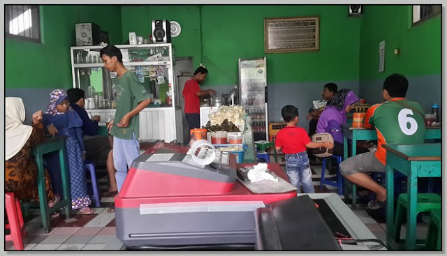 Tempat Makan Enak Dan Murah Di Jombang – Bakso Nuklir Pilihan Kuliner Murah di Kota Jombang