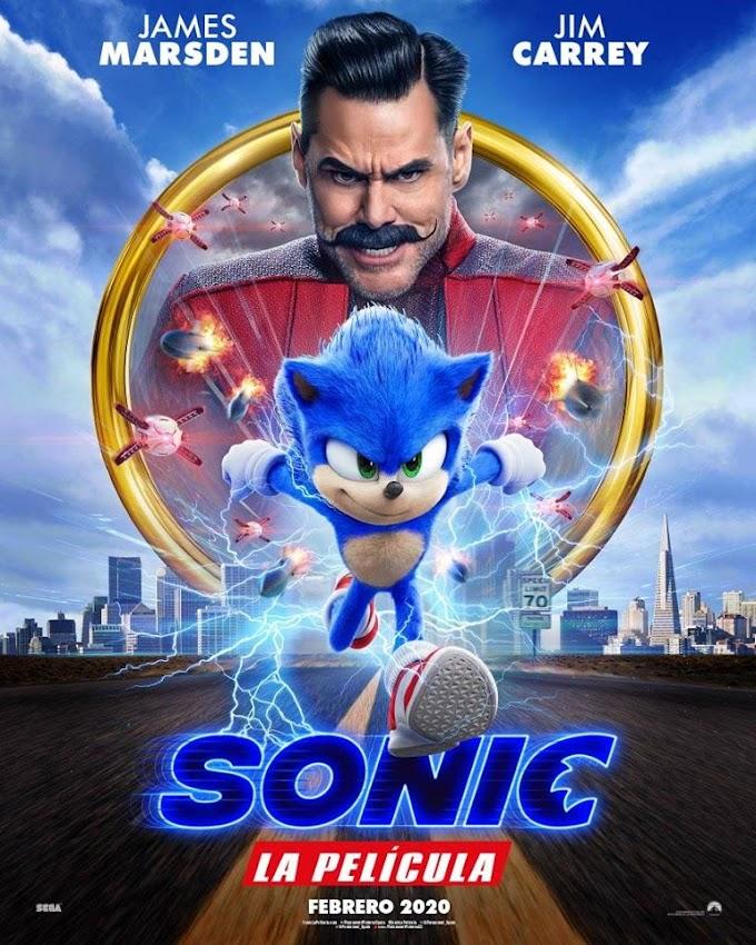 Sonic -  Crítica de Rodrigo Martin Noriega