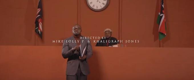 VIDEO | Khaligraph Jones ft Bey T, Breeder Lw, Silverstone Barz, Rekles, Chiwawa – KHALI CARTEL 3 | Download New song