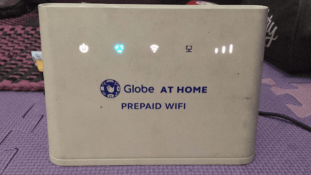 How to Change Your Globe At Home WiFi Password