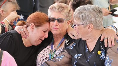 New Zealand Remembers 10 years of 185 victims of Christchurch earthquake