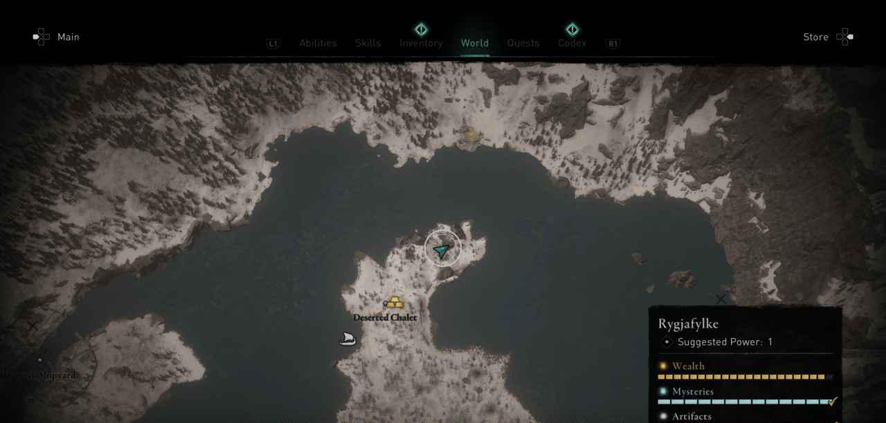 Ingot 9 Map 3