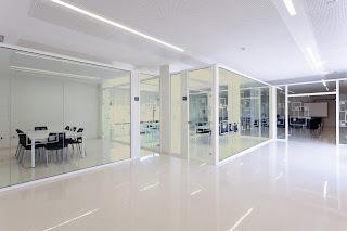 Acristalamientos interiores: instalación y mantenimiento