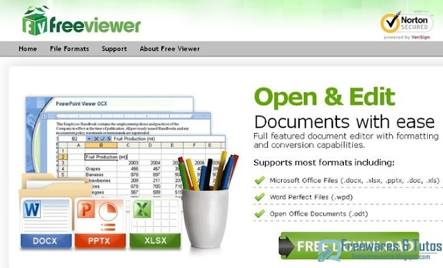 Free Viewer : un logiciel multi-formats