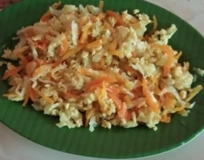 Telur wortel