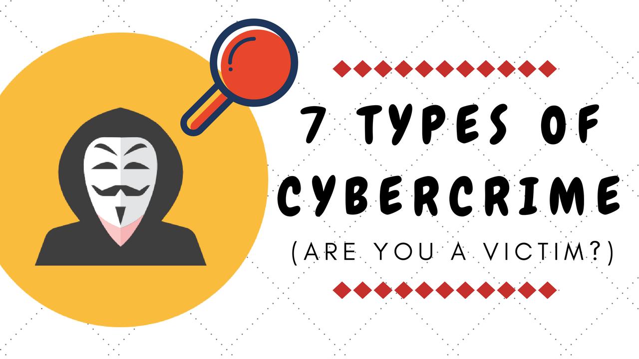 NINESAUR: 7 TYPES OF CYBER CRIME (+ Philippines Hotline)