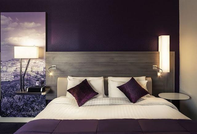 Hotel Mercure Marseille Centre Vieux Port em Marselha - quarto