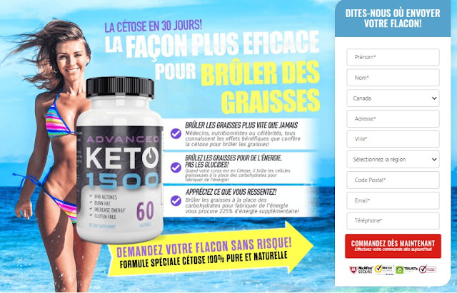 Keto Advance 1500 France | Complete Food Recipe | Complete Foods