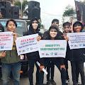 Gerakan Toba Bersih Gelar Kampanye Adaptasi Kebiasaan Baru di Kawasan Danau Toba