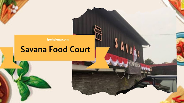 Savana food court