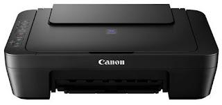 Canon E470 Drivers Download