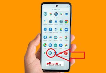 إعادة ضبط المصنع هاتف موتورولا Motorola Moto G60 من الاعدادات