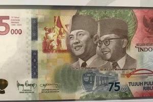 Hingga 3 September Jadwal Penukaran Uang Edisi Khusus Rp 75.000 Sudah Penuh