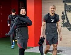 Roberto Firmino in contention to face Arsenal as Brazilian returns to training