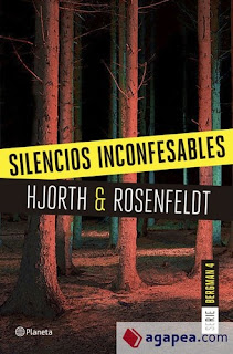 Silencios inconfesables Hjorth & Rosenfeldt