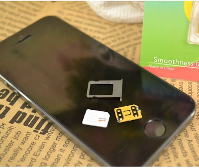 Sim ghép cho điện thoại iPhone 6 lock Nhật