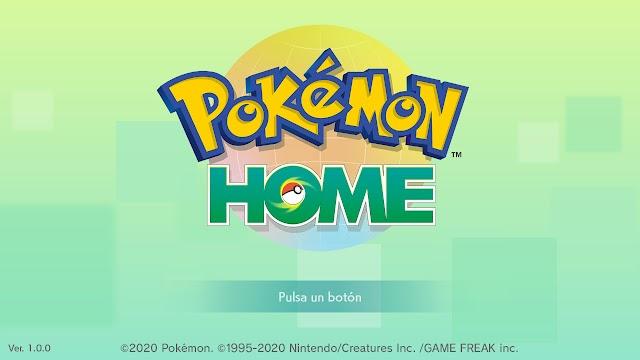 Pokémon Home: un lugar para reunirlos a todos