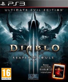 DIABLO III REAPER OF SOULS ULTIMATE EVIL EDITION PS3 PT-BR TORRENT