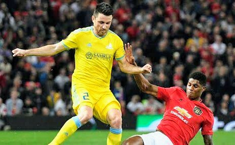 Soccer News: Manchester United Faces Stunning Defeat From Astana