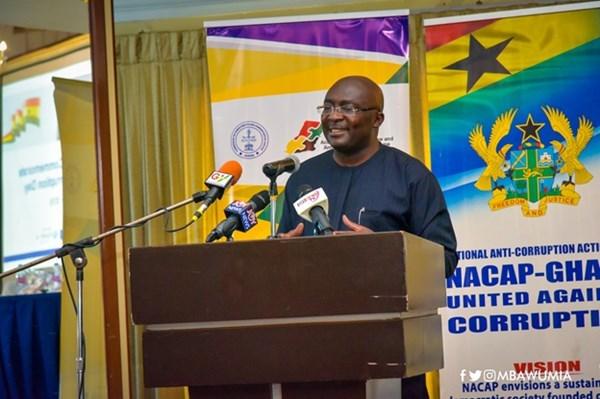 Digitisation Will Be Disruptive to Corruption – VP Bawumia