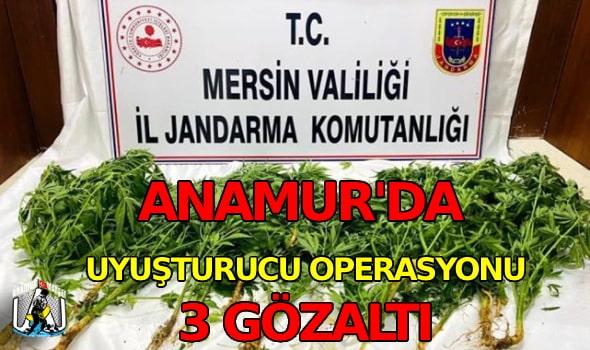 Anamur Haber,Anamur Son Dakika,Asayiş,Anamur Jandarma,Mersin İl Jandarma,